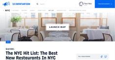 Infatuation - Best Restaurants