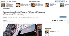 The New York Times - Indian