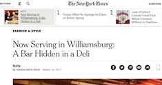 La Milagrosa - The New York Times