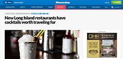 Bowery Drinks newsday