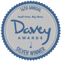 Davey Awards Silver Winner