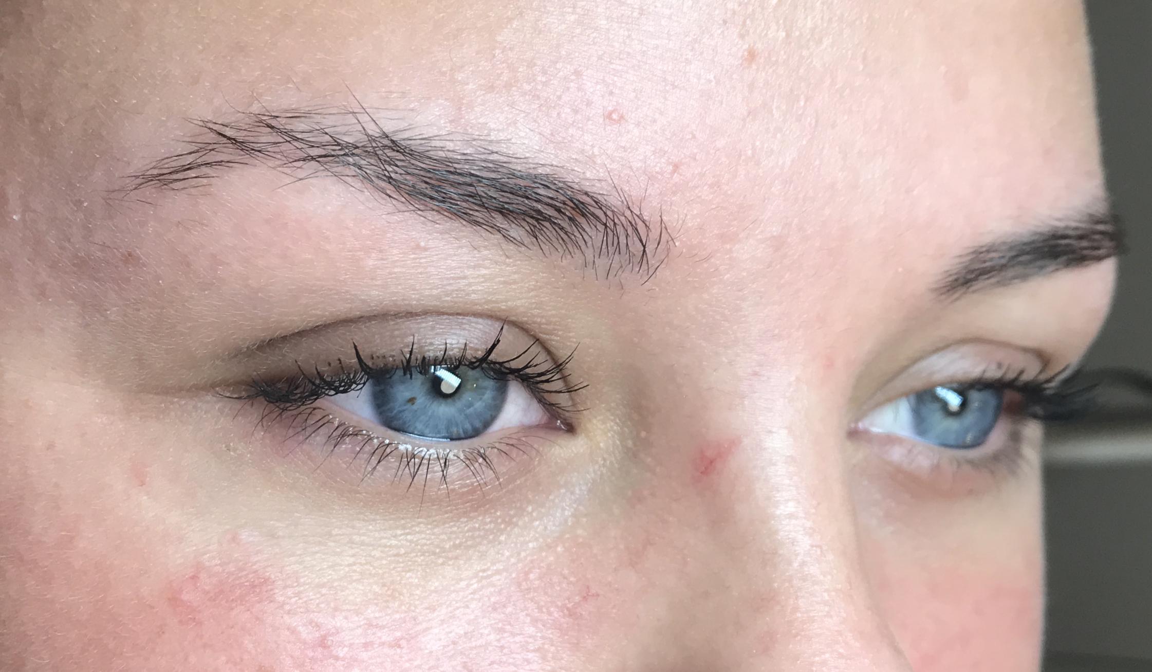 vad är 3d ögonbryn