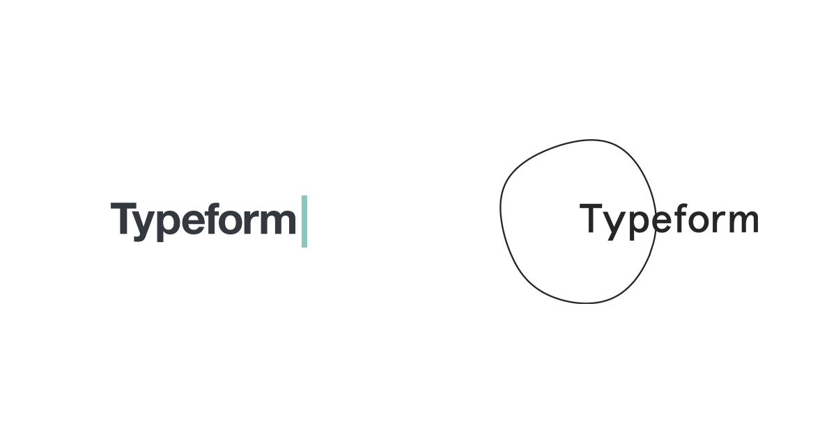 Typeform Brand Logo