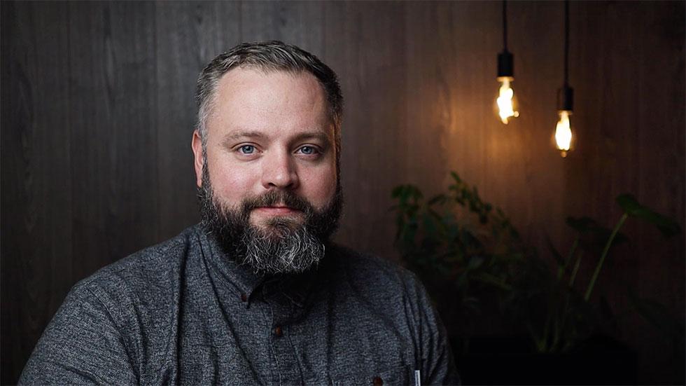Jan Haaland Portrait