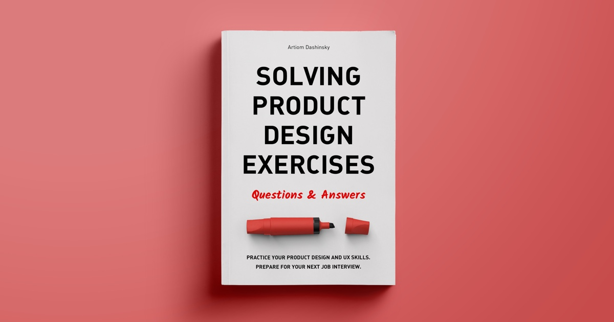 Solving Product Design Exercises Book Cover
