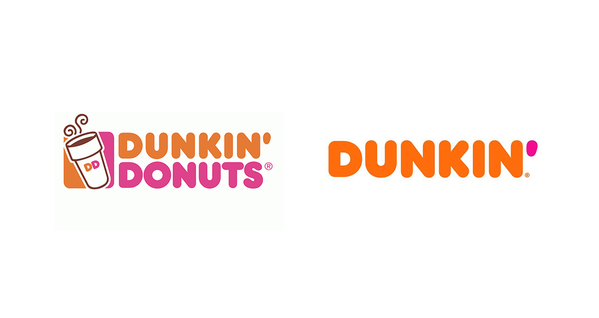 Dunkin Brand Logos
