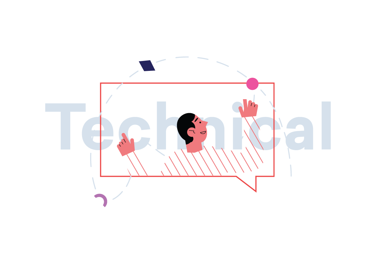 Technical UX Designer Interview Questions Illustration