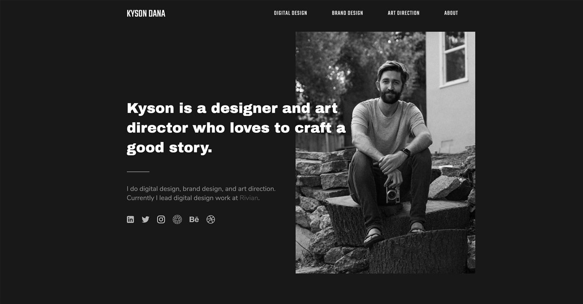 Kyson Dana Portfolio
