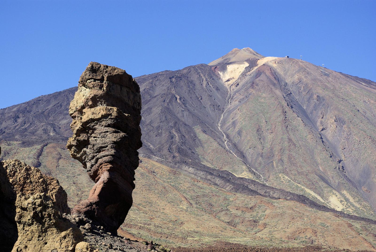 Foto van El Teide