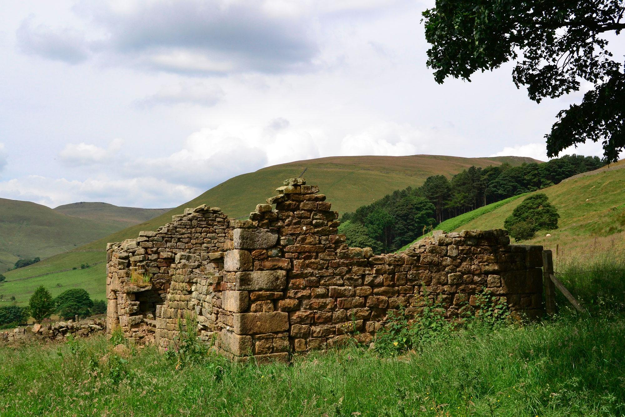 Once a barn