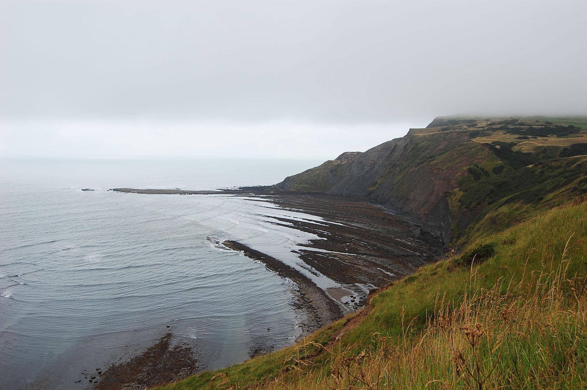 Billet Scar kustlijn