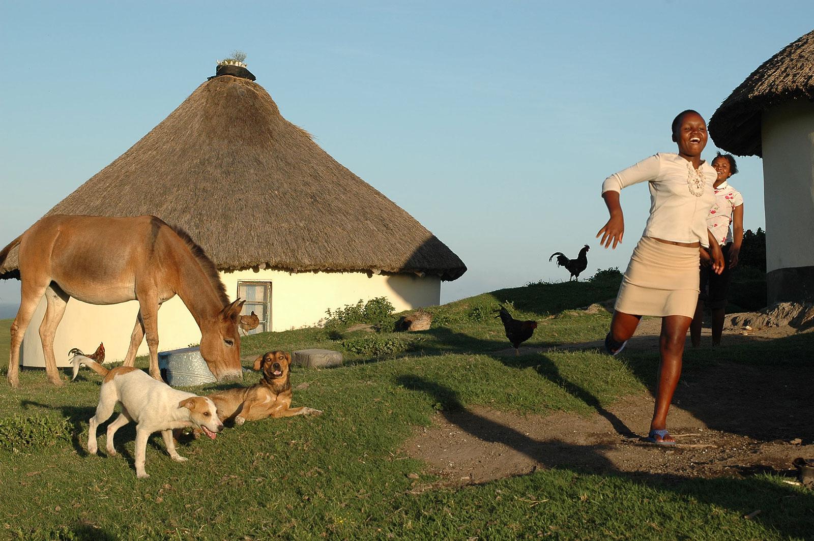 Ik Zuid-Afrika als mijn tweede vaderland en kom er gemiddeld tweemaal per jaar.