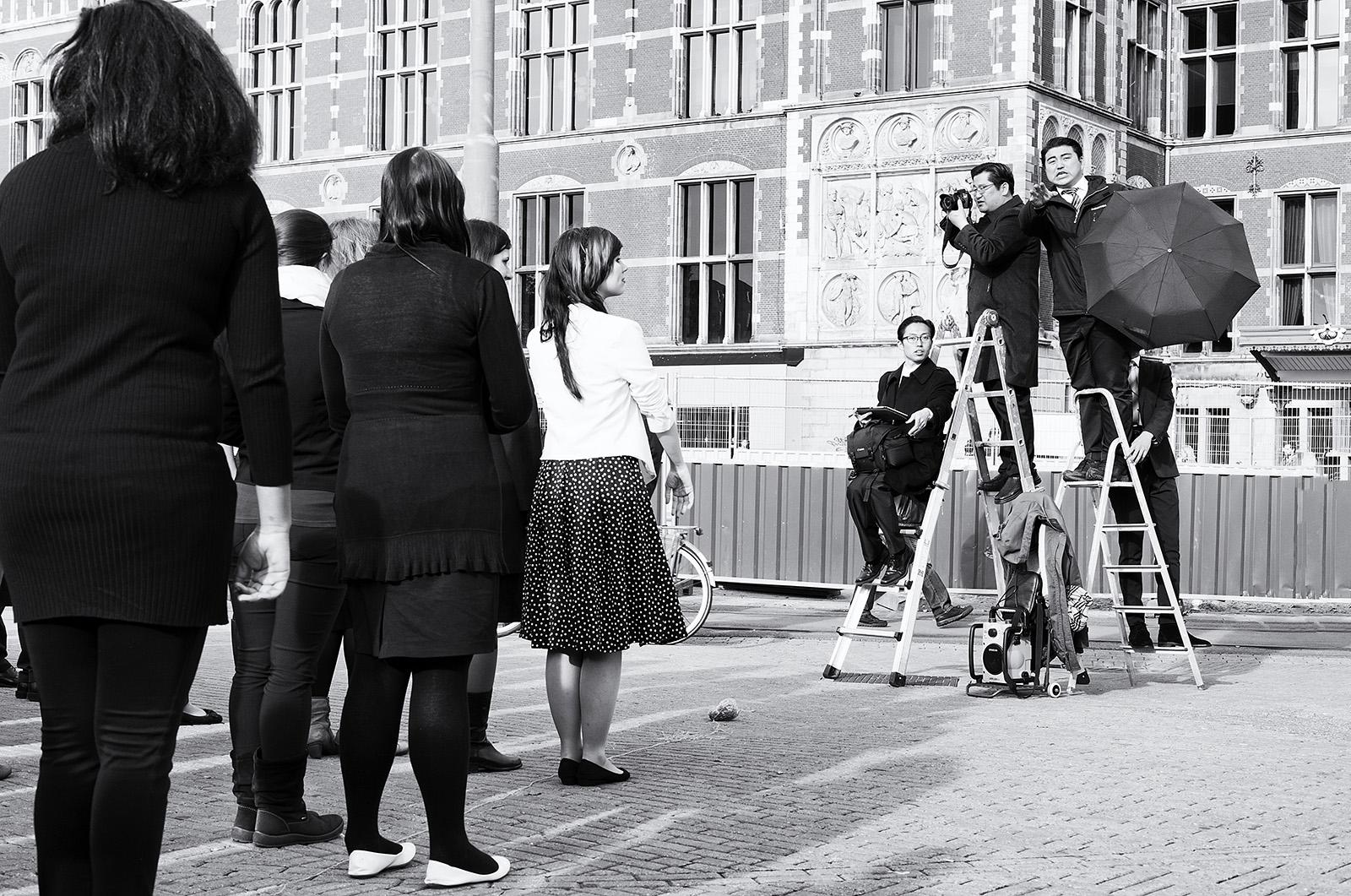 Photography, CS square.