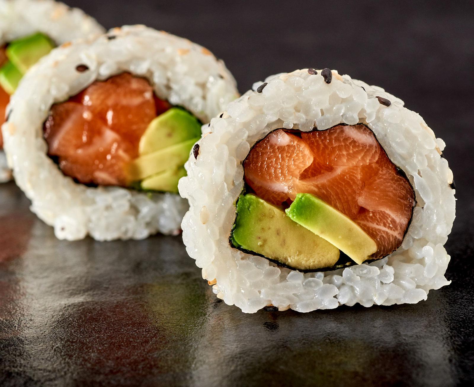 Foodfotografie sushi