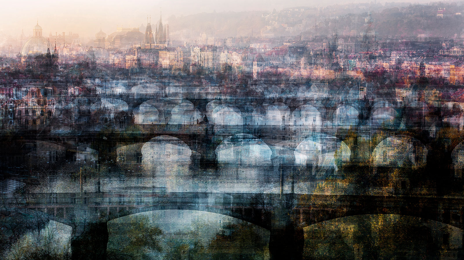 The Bridges in Prague