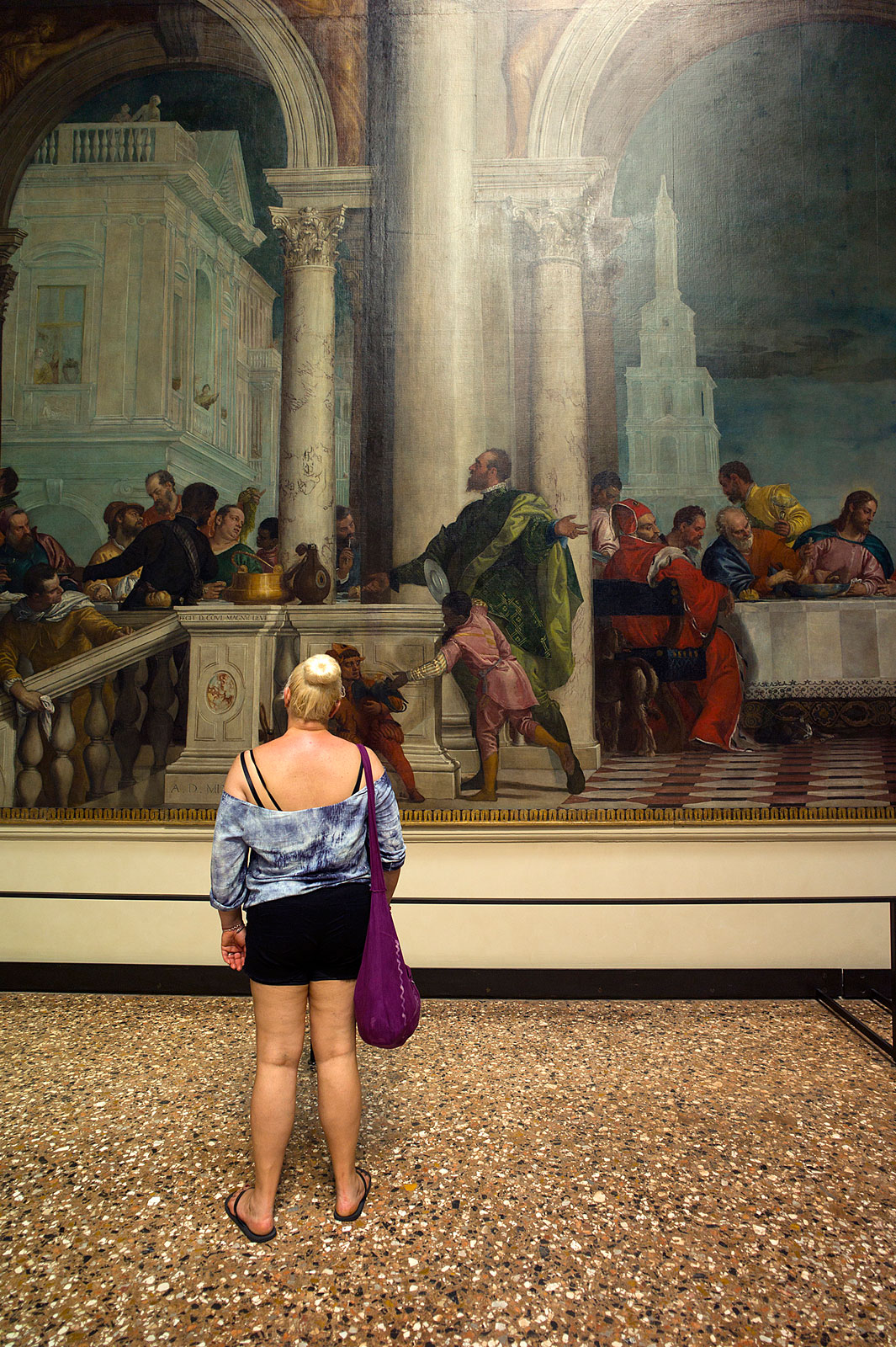 Kunst kijken Accademia in Venetië