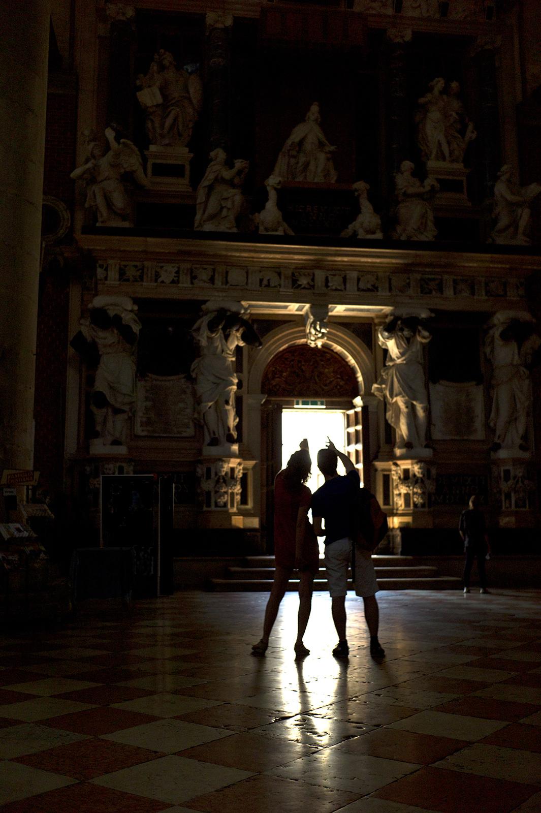 Kunst kijken Frari, Venetië door Remmelt van Veelen