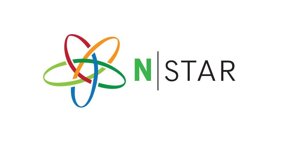 NStar logo design
