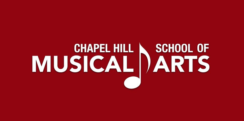 CH School of Musical Arts logo design