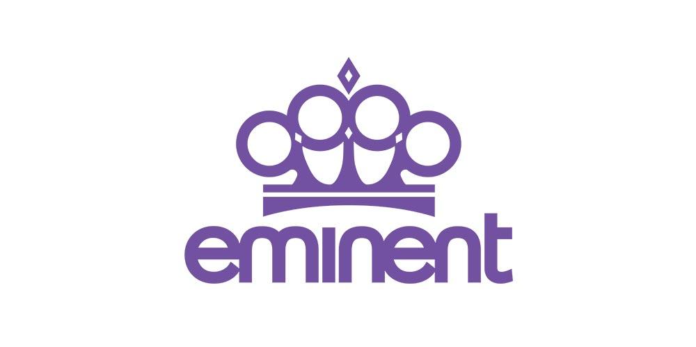 Eminent logo design
