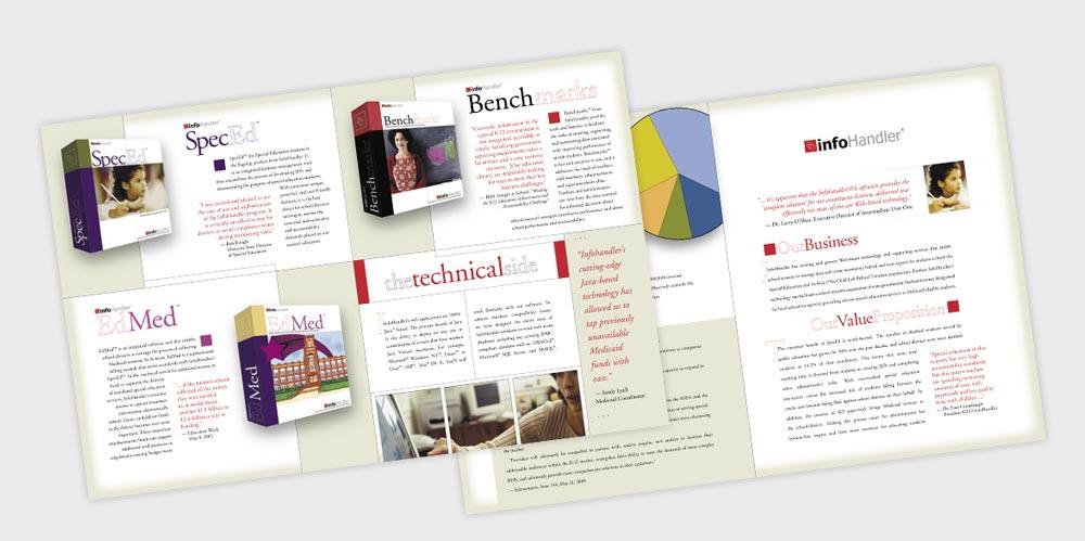 InfoHandler product brochure