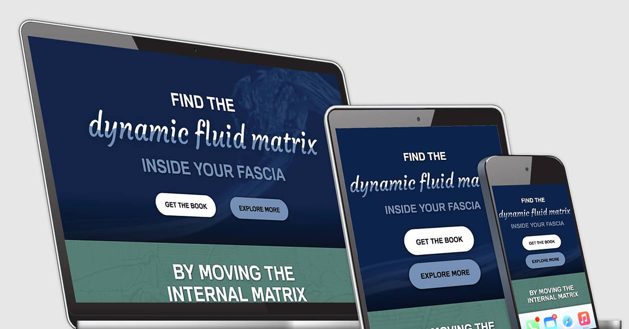 Moving the Internal Matrix landing page