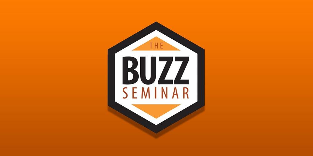 Buzz Seminar logo