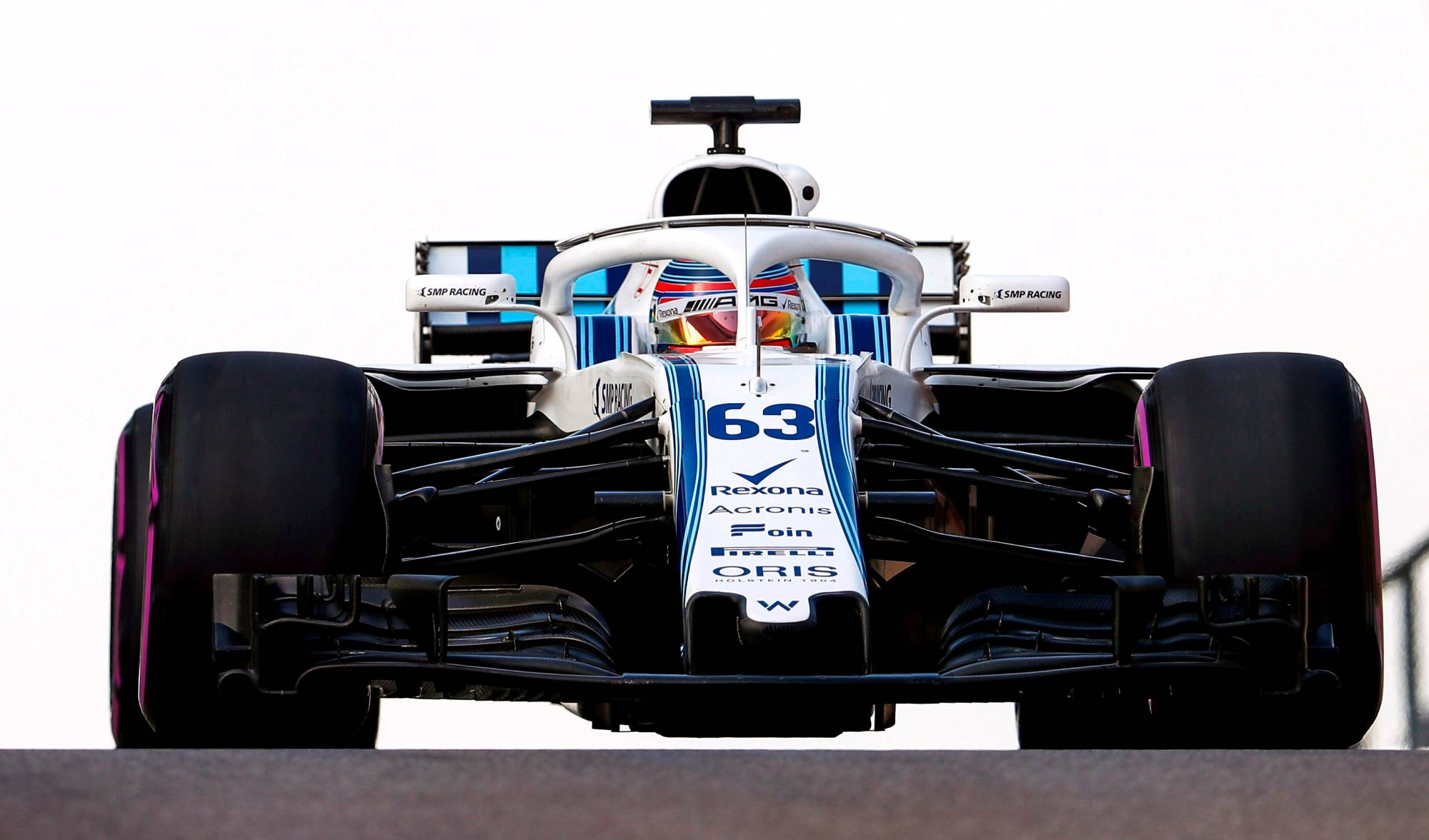 George Russell 2019 Williams Racing F1 Driver