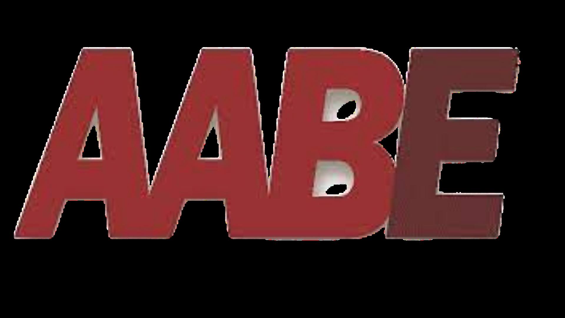 Logo for American Association of Blacks in Energy (A.A.B.E.)