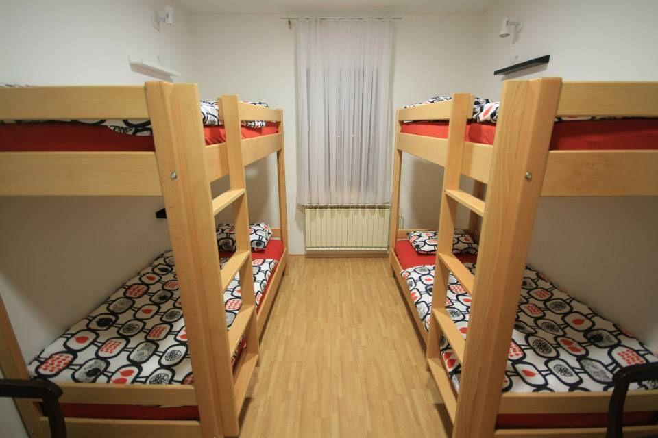 hostel ljubljana