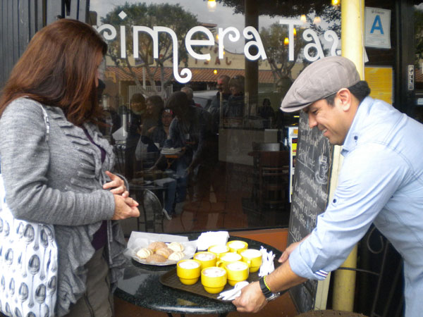 primera taza coffee house