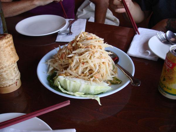 Papaya - Chef Tila Food Tour