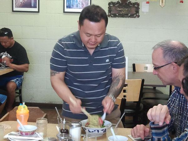 Chef Tila - Chef Tila Food Tour