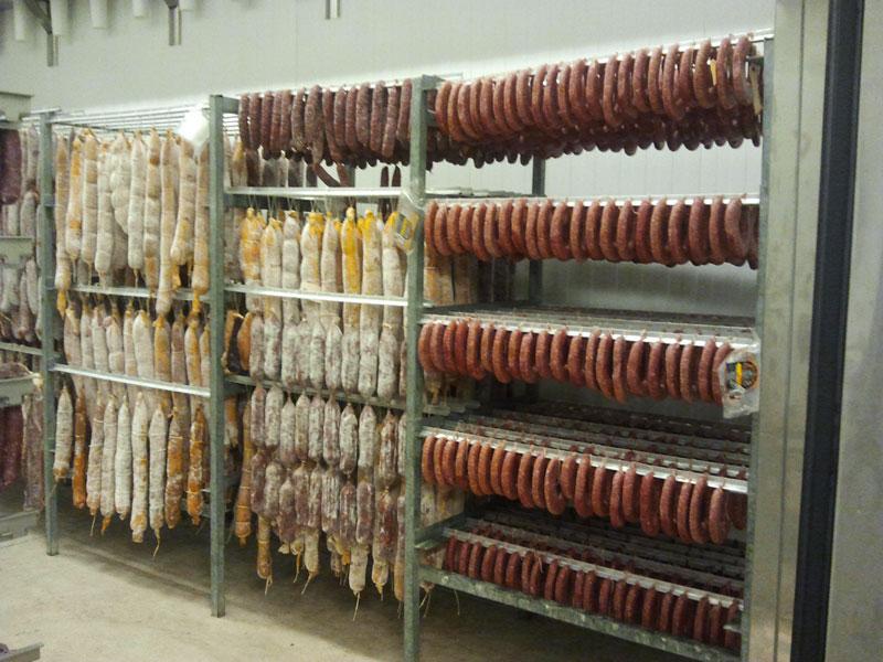 Sausage - La Española Meats VIP Tour