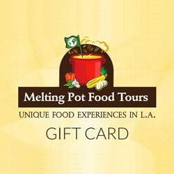 Melting Pot Food Tours Gift Card