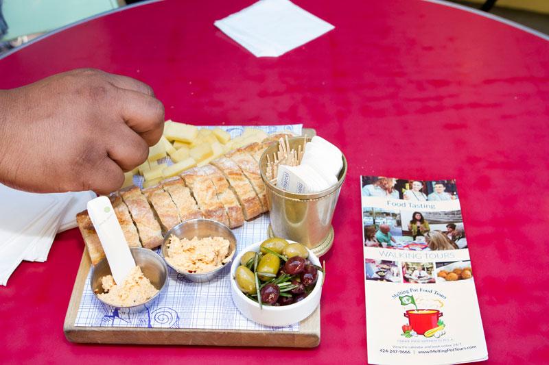 Yummy Bread Fruit - Farmers Market Food & History Tour