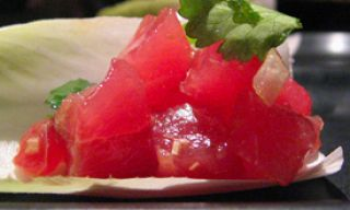 Sublime Tuna Salad with Tomatoes, Avocado, and Citrus