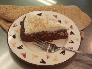 Gingersnap Pumpkin Spice Cake
