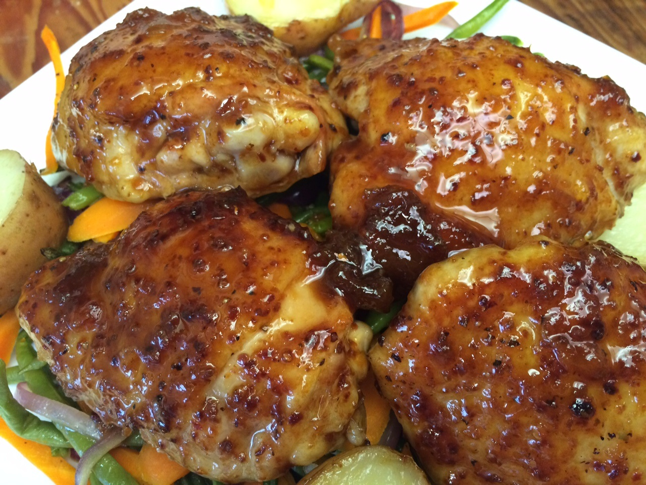 Aleppo Pepper Chicken