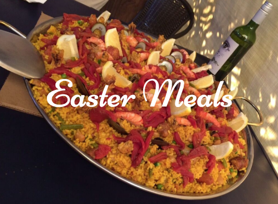 Top Restaurants for an Easter Meal