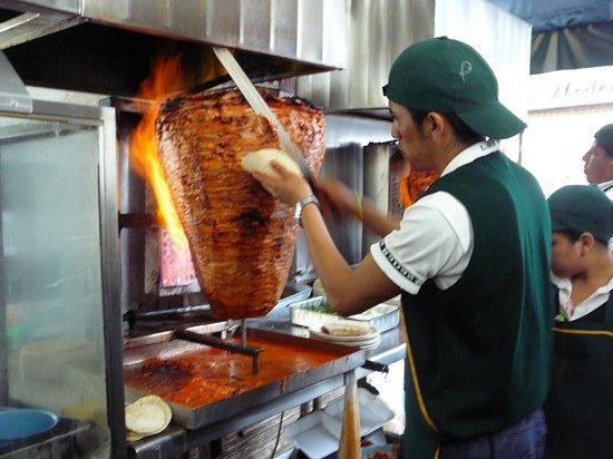 al pastor meat