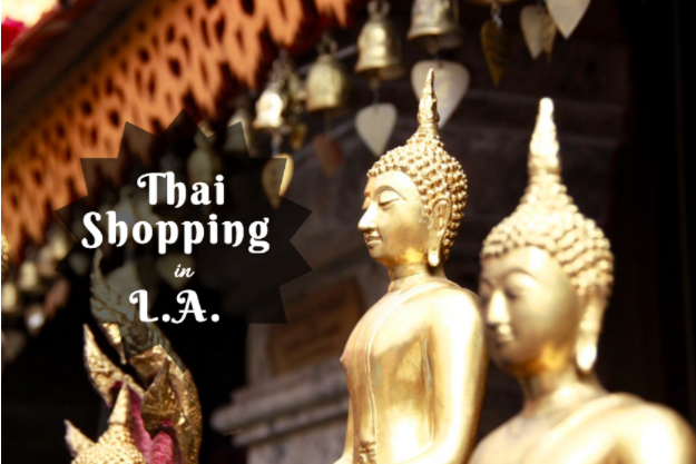 thai shopping in la
