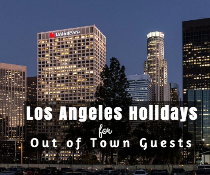 things to do in los angeles during the holidays