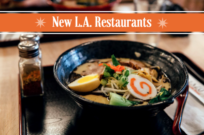 best trendy restaurants los angeles