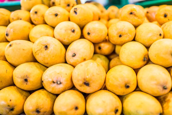 Ataulfo mangoes
