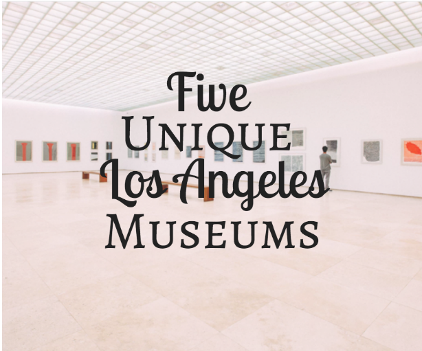 Museums in Los Angeles