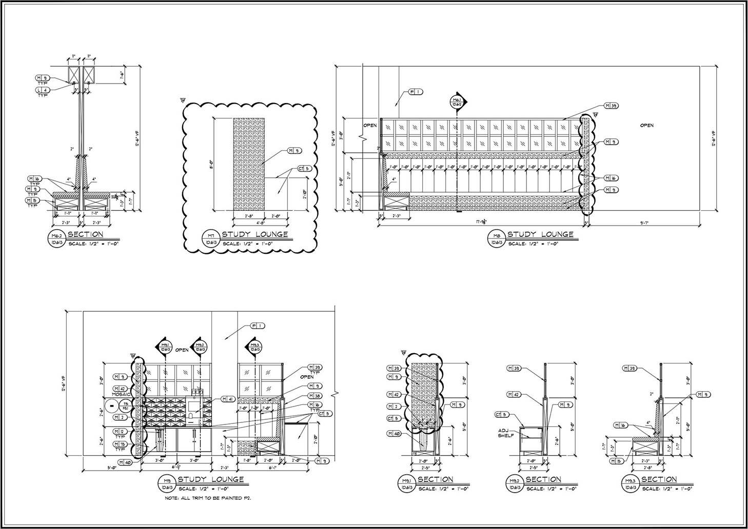 ID elevation drawings
