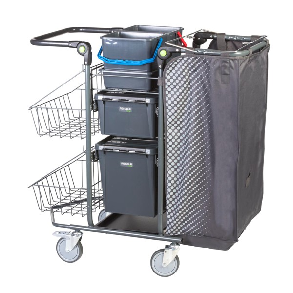 Rekola Motion M2.1 Cleaning trolley