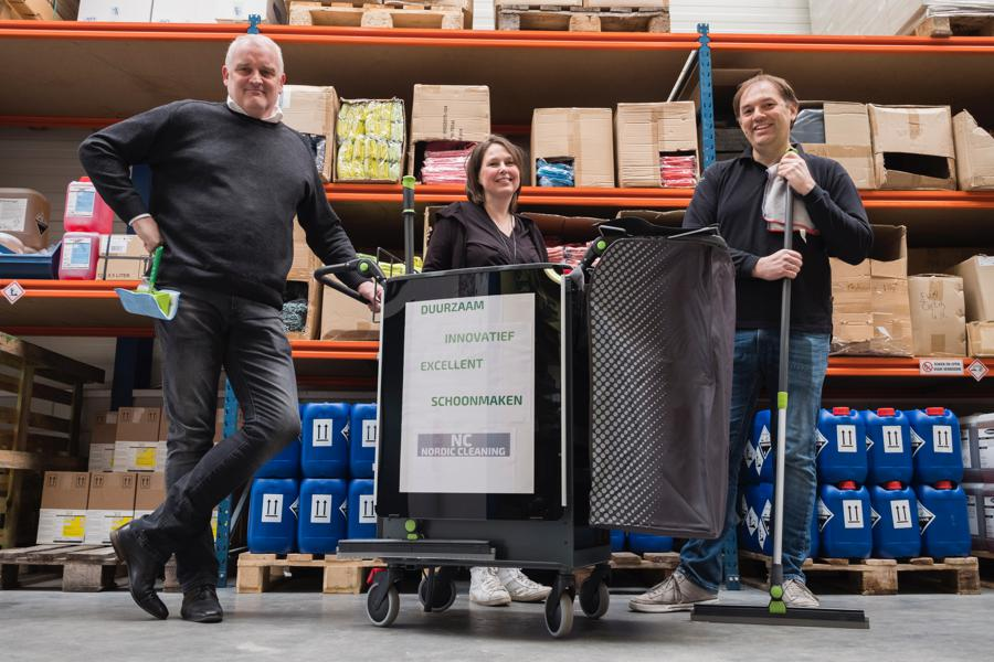 On 23 February, Benelux distributor Nordic Cleaning from the Netherlands organized the Rekola Business Partner Day.