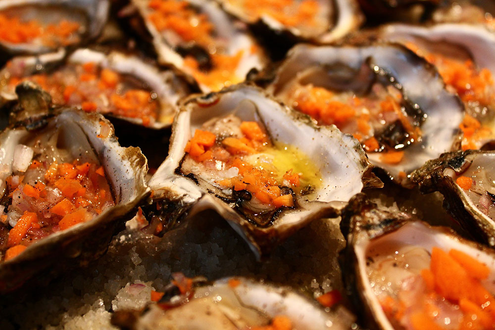 Immune Boosting Oysters